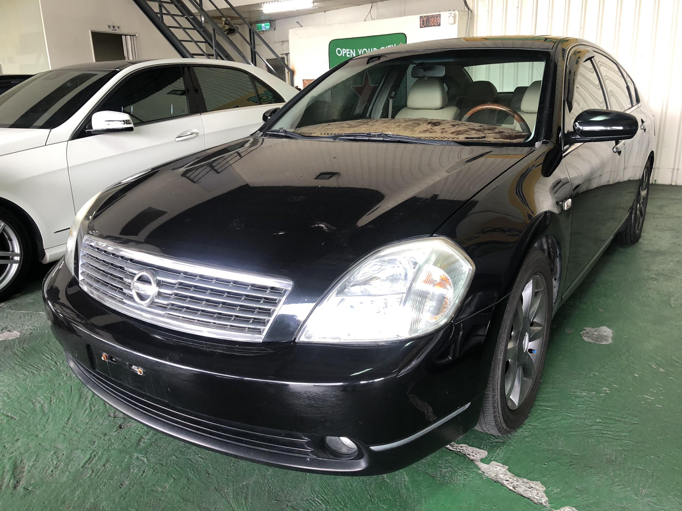 2004 Nissan 日產 Teana