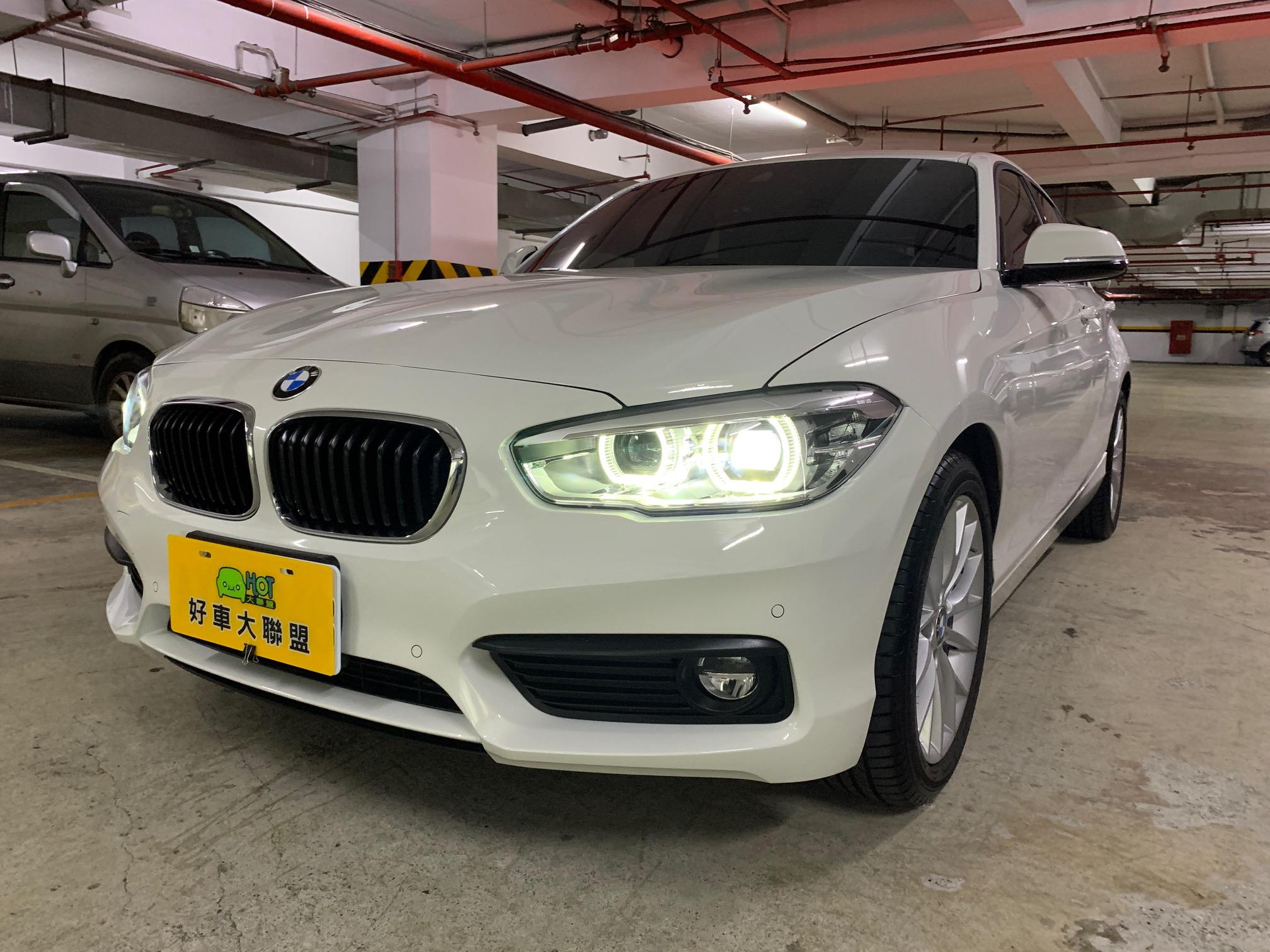 2018 BMW 寶馬 1 Series