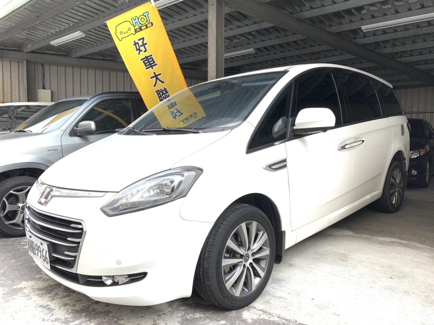 2016 Luxgen 納智捷 M7 turbo