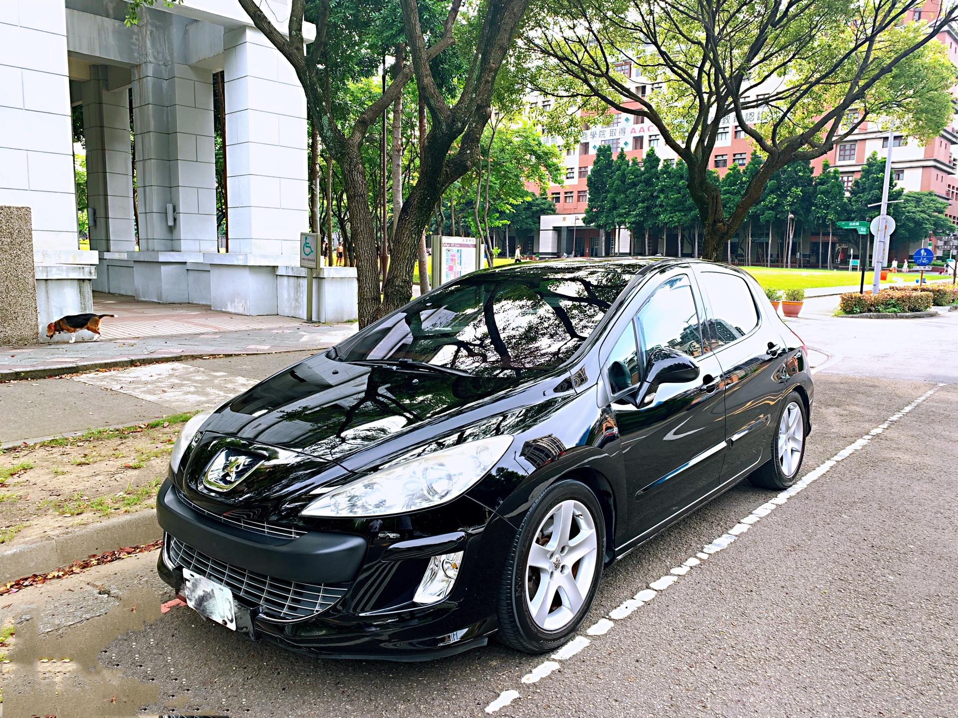 2011 Peugeot 寶獅 308