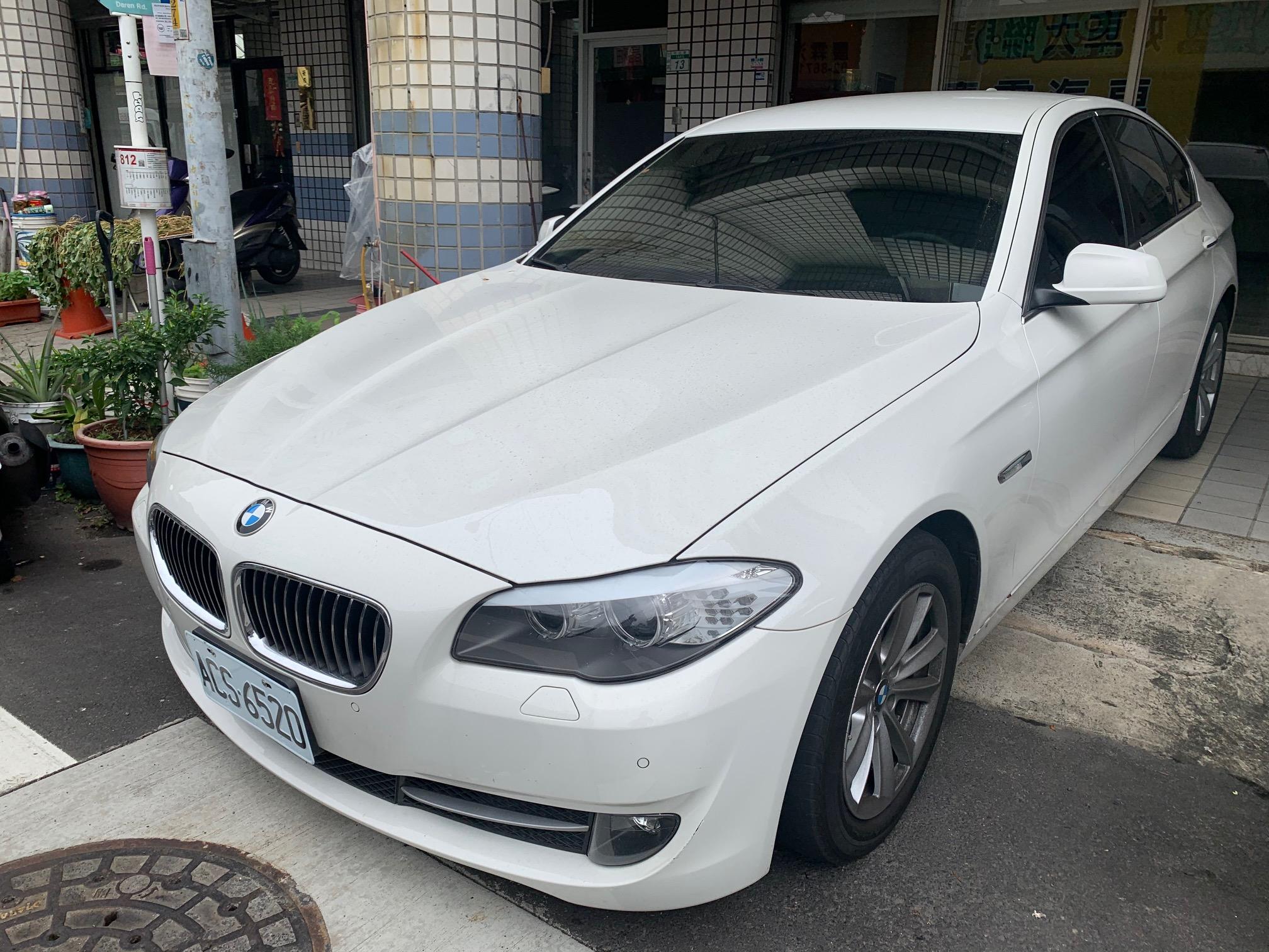 2013 BMW 寶馬 5-Series Sedan
