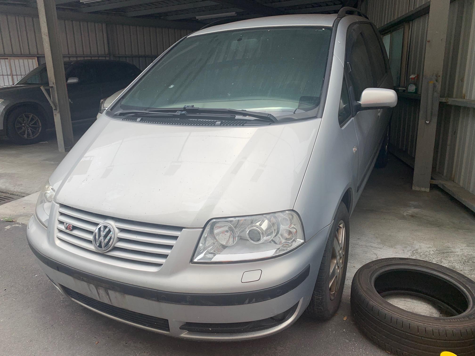 2003 Volkswagen 福斯 Sharan