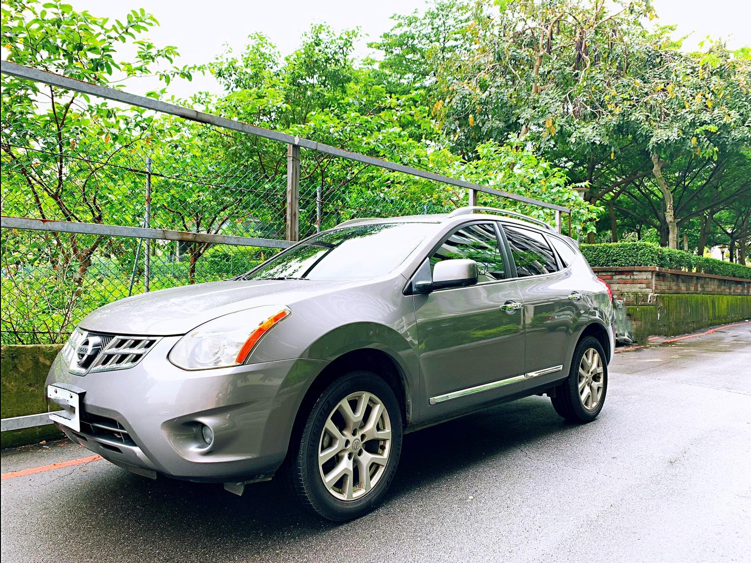 2012 Nissan 日產 Rogue