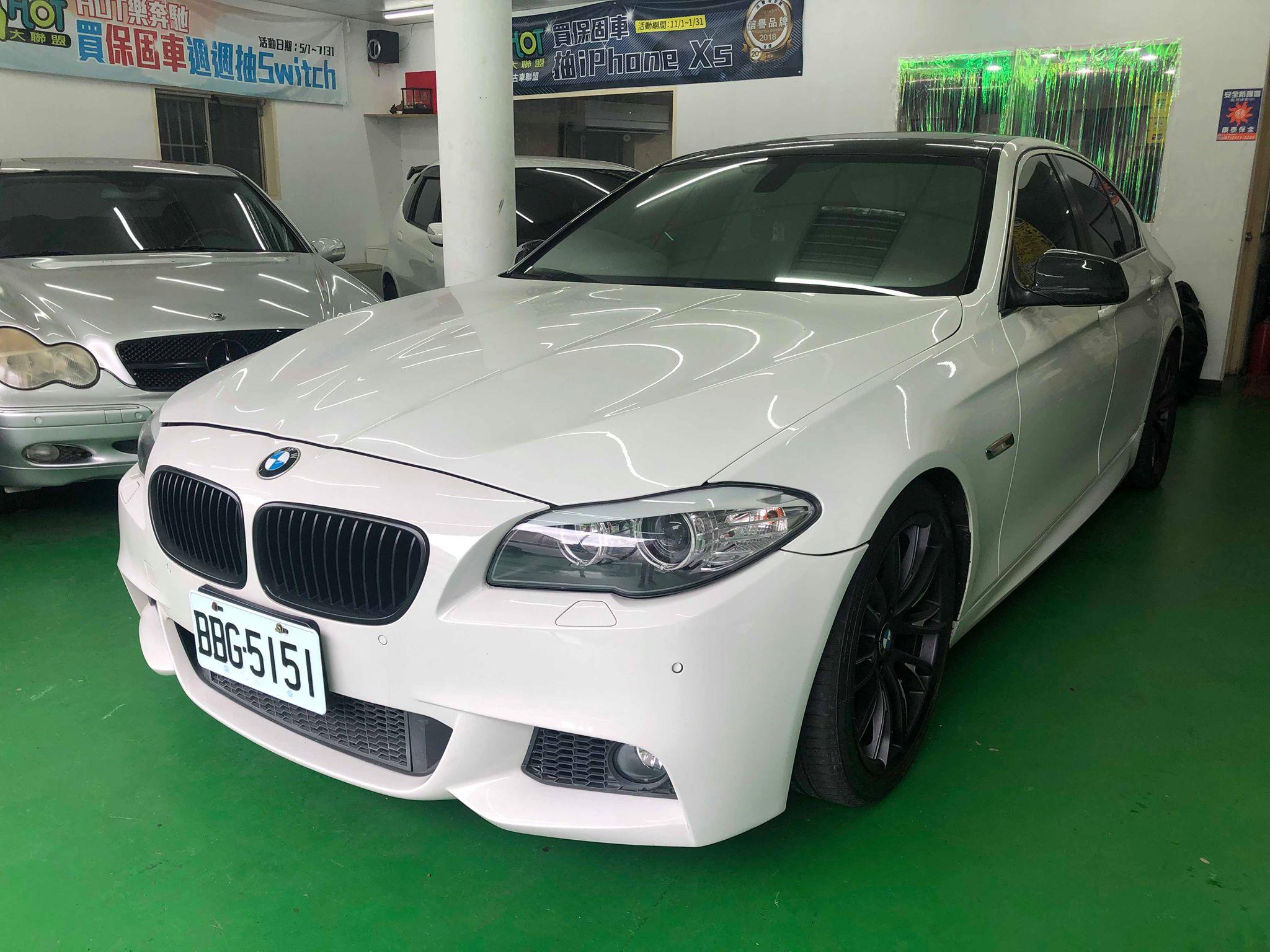 2010 BMW 寶馬 5 series