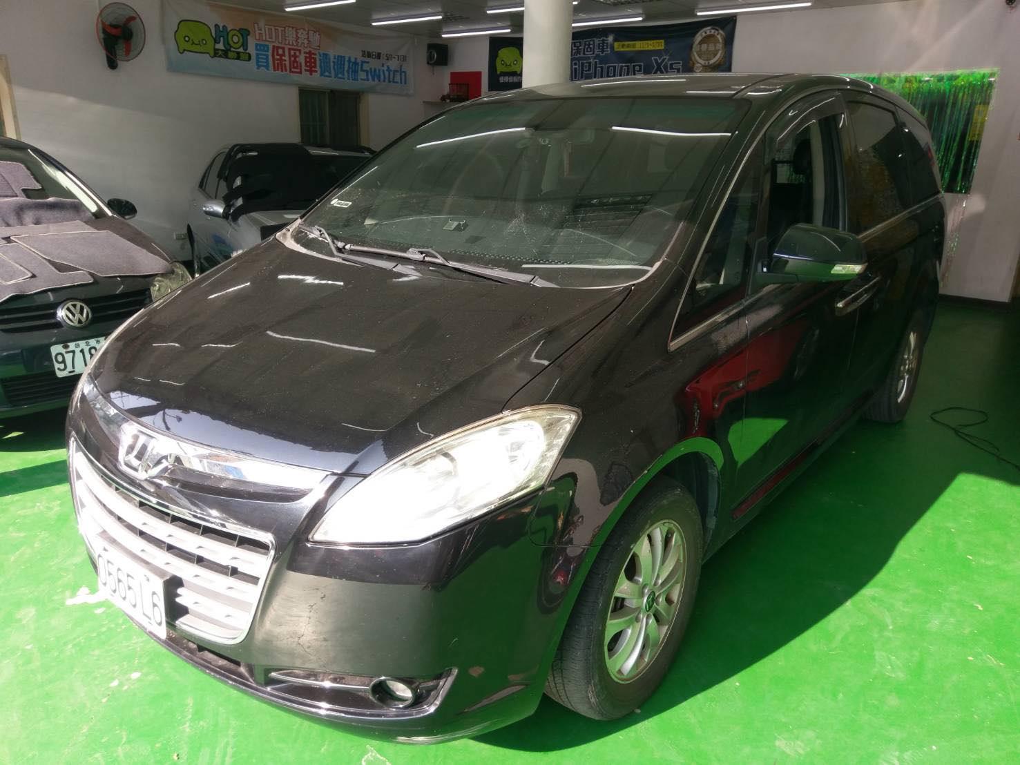 2012 Luxgen 納智捷 M7 turbo