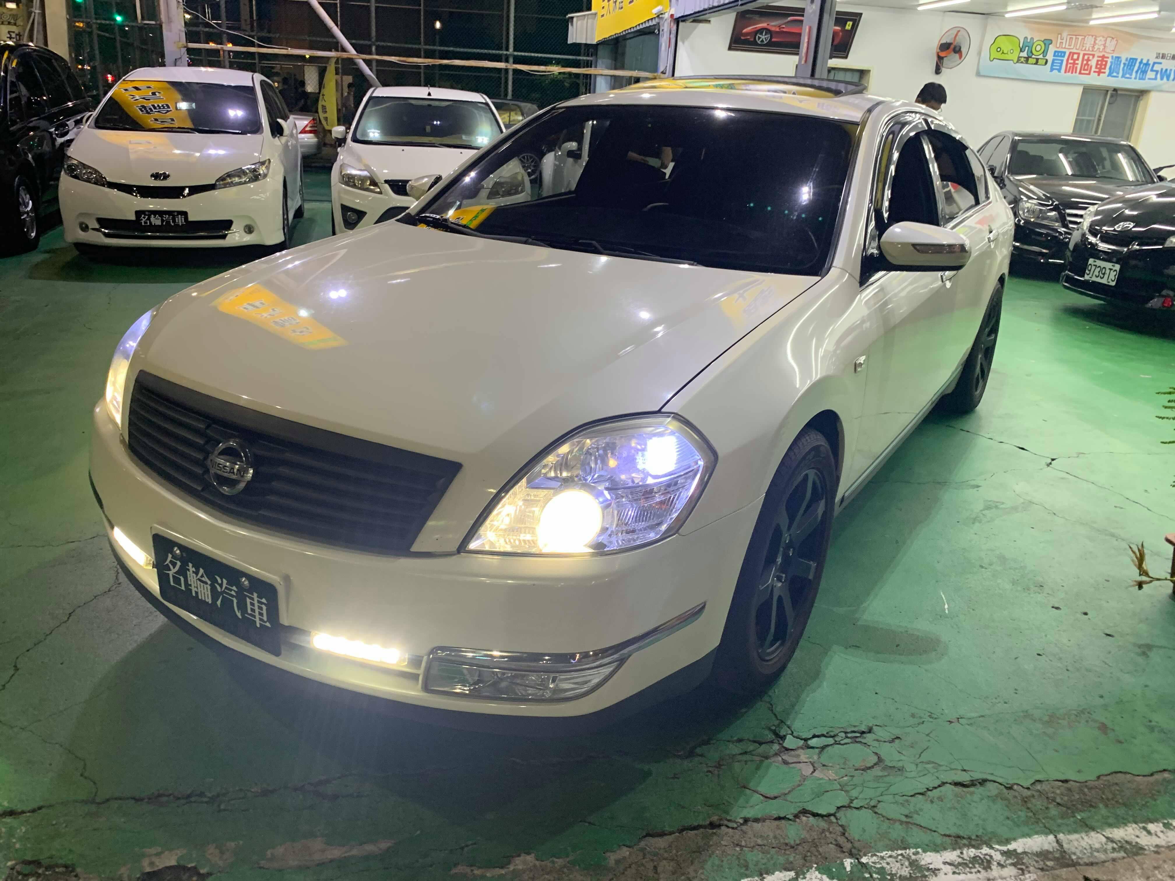 2007 Nissan 日產 Teana