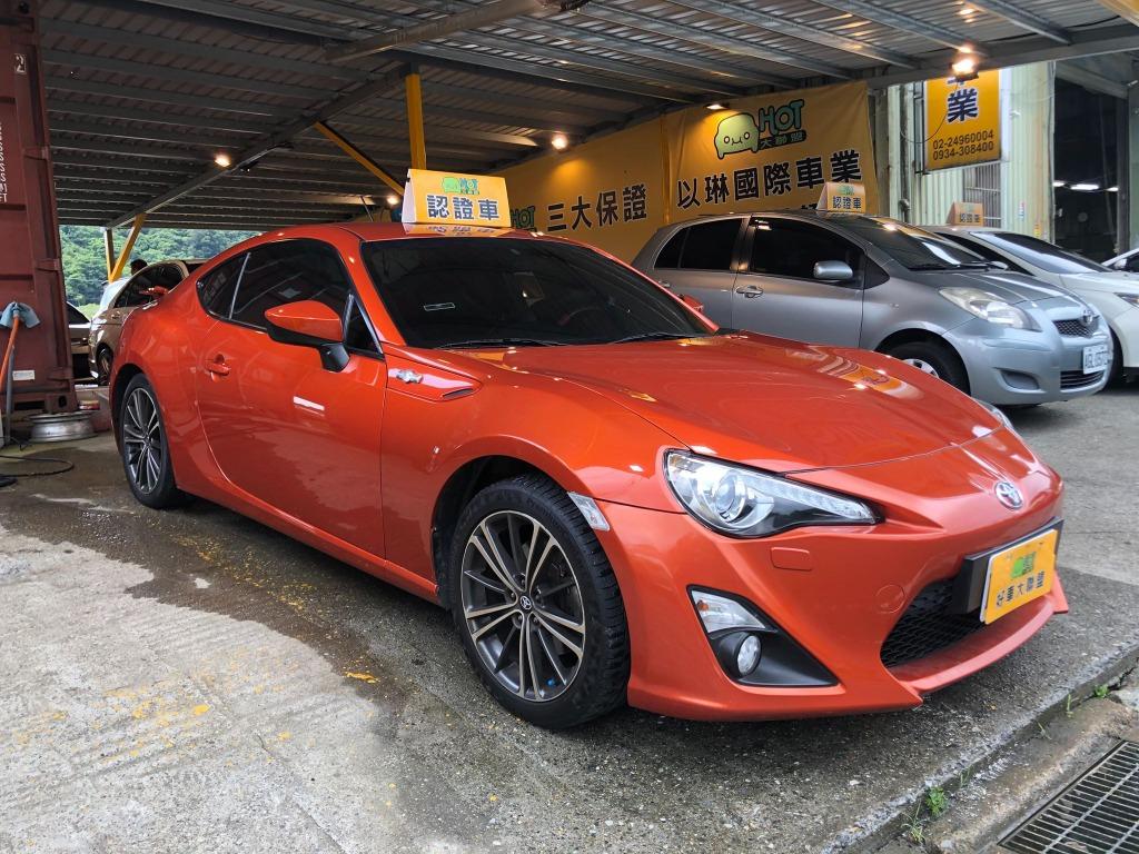 2012 Toyota 豐田 86
