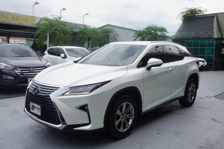 2019 Lexus 凌志 Rx