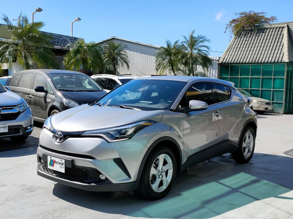2018 Toyota 豐田 C-hr