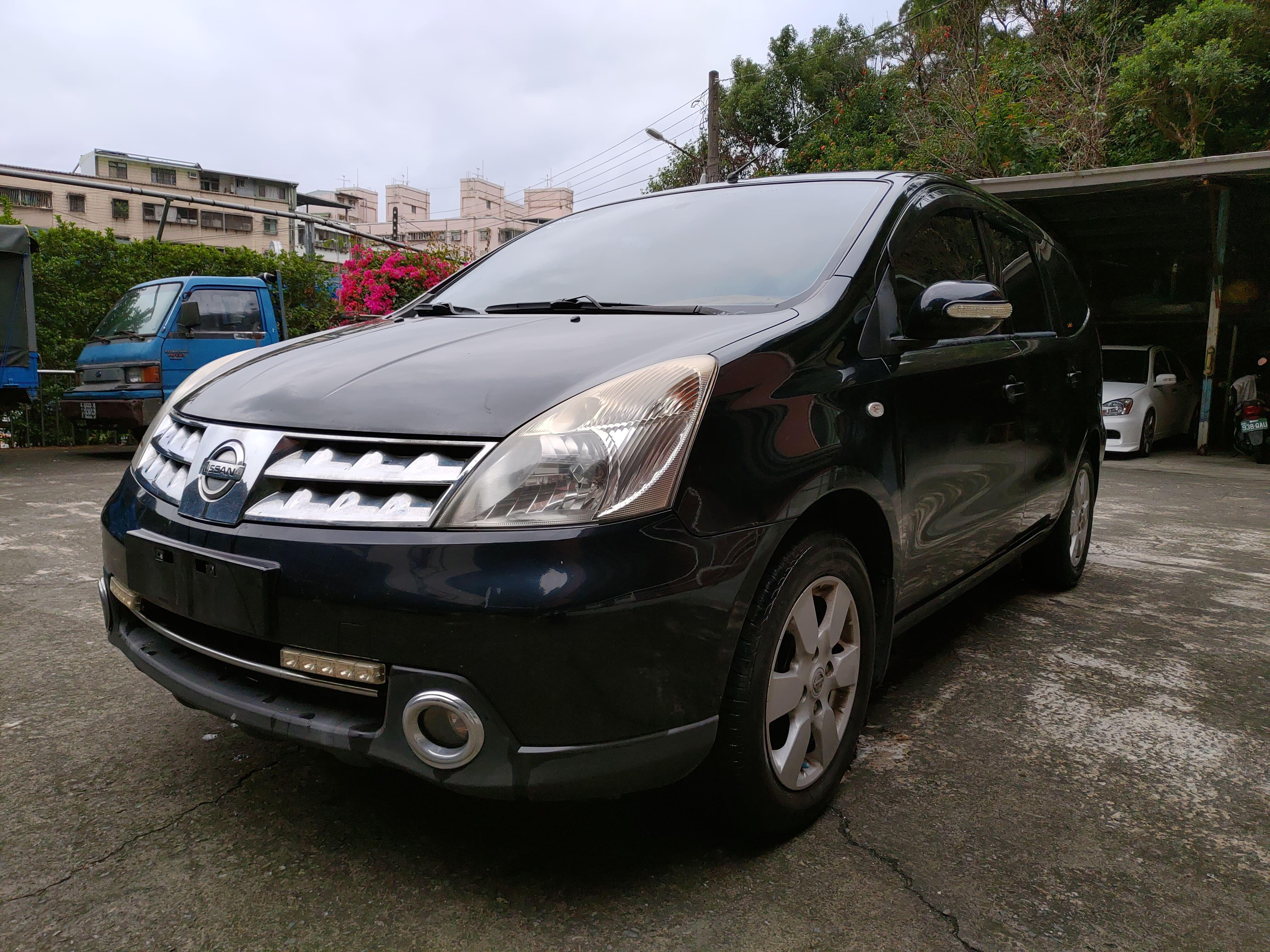 2011 Nissan 日產 Livina
