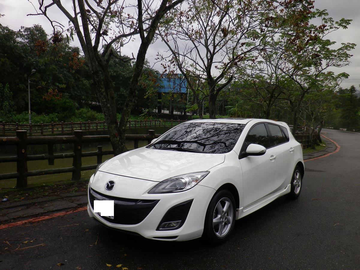 2011 Mazda 馬自達 3