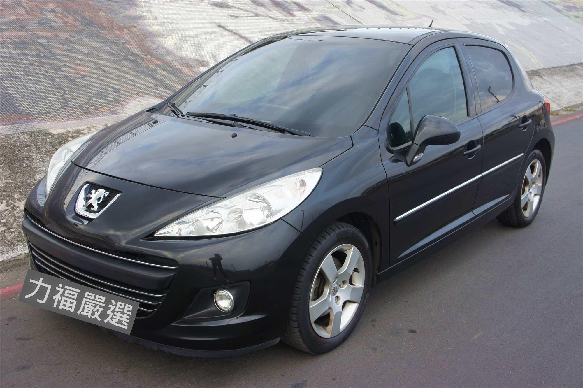 2011 Peugeot 寶獅 207