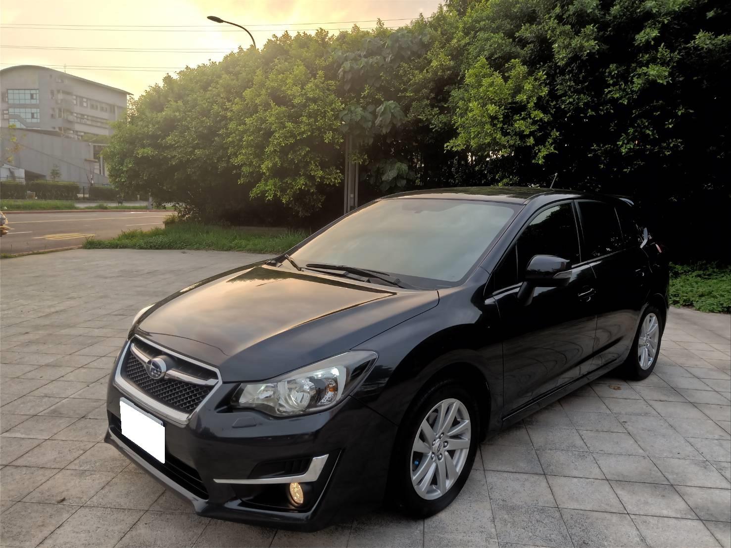 2016 Subaru 速霸陸 Impreza