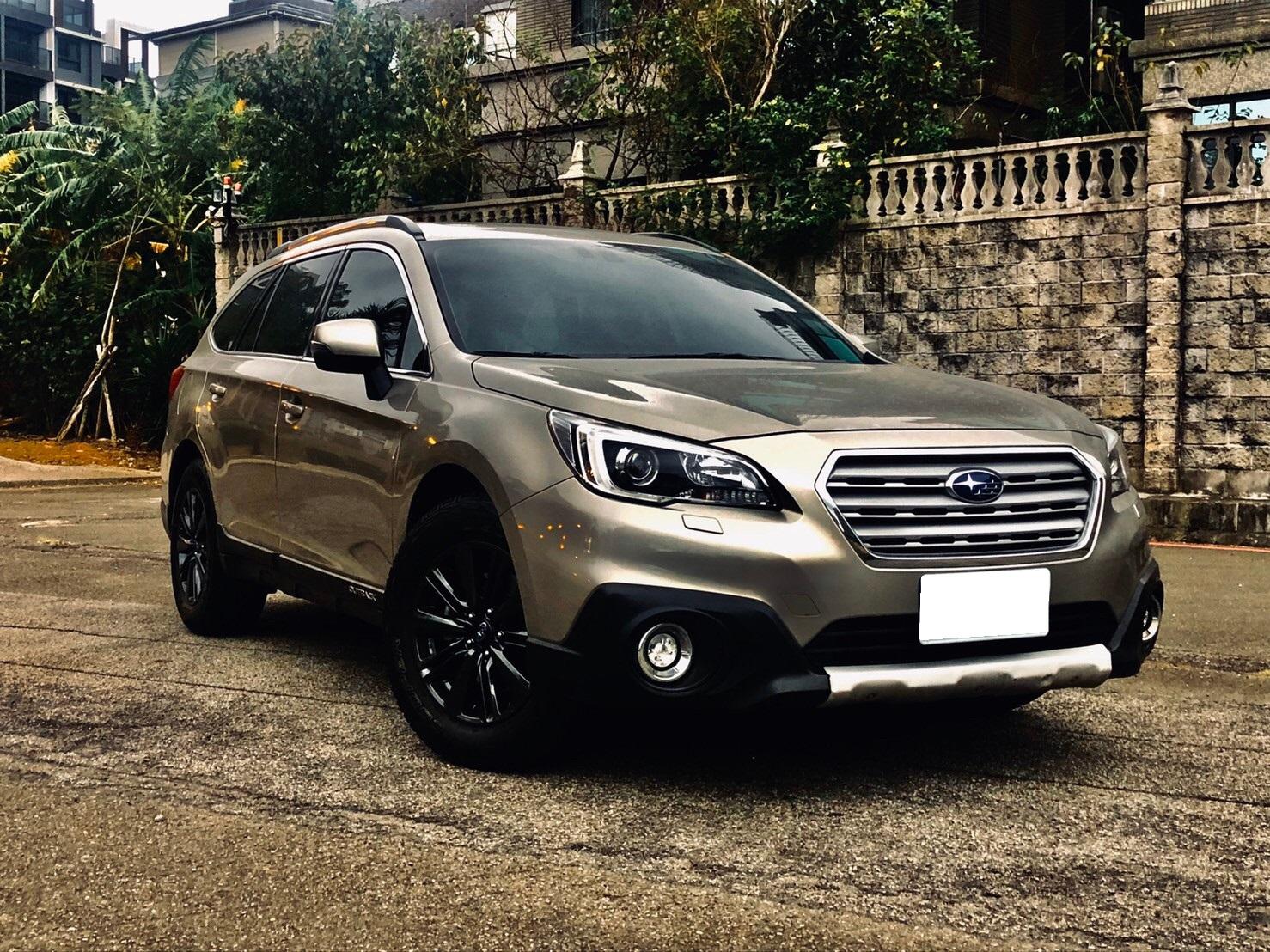 2016 Subaru 速霸陸 Outback