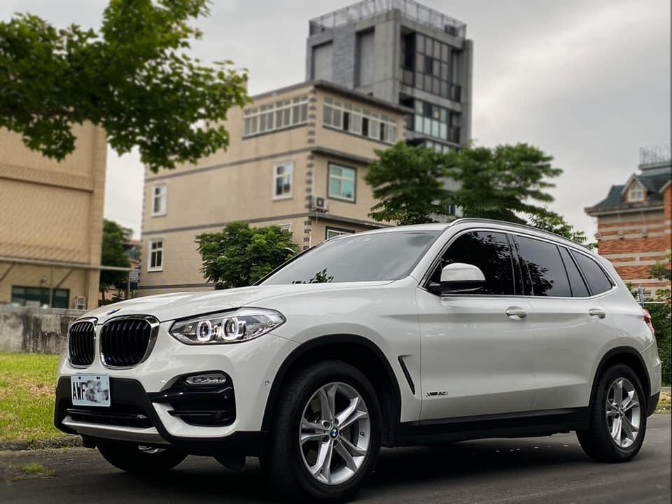 2018 BMW 寶馬 X3