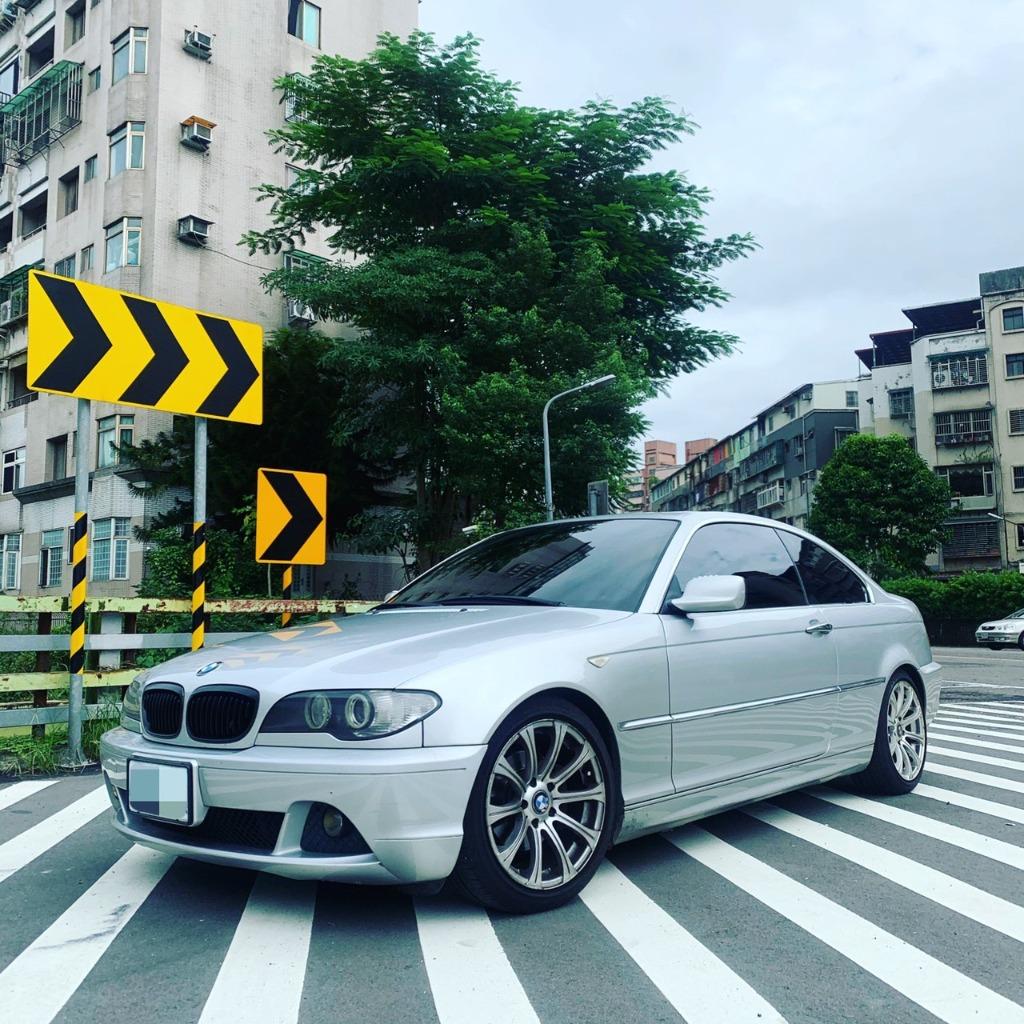 2003 BMW 寶馬 3 Series Coupe