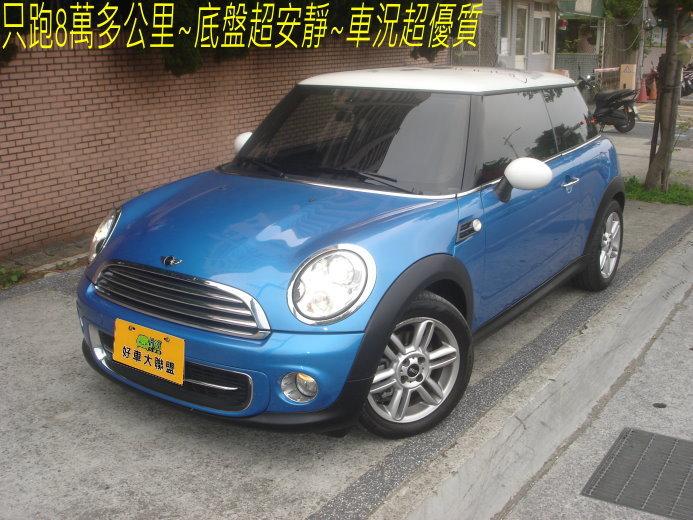 2012 Mini 迷你 Cooper