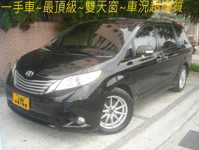 2013 Toyota 豐田 Sienna