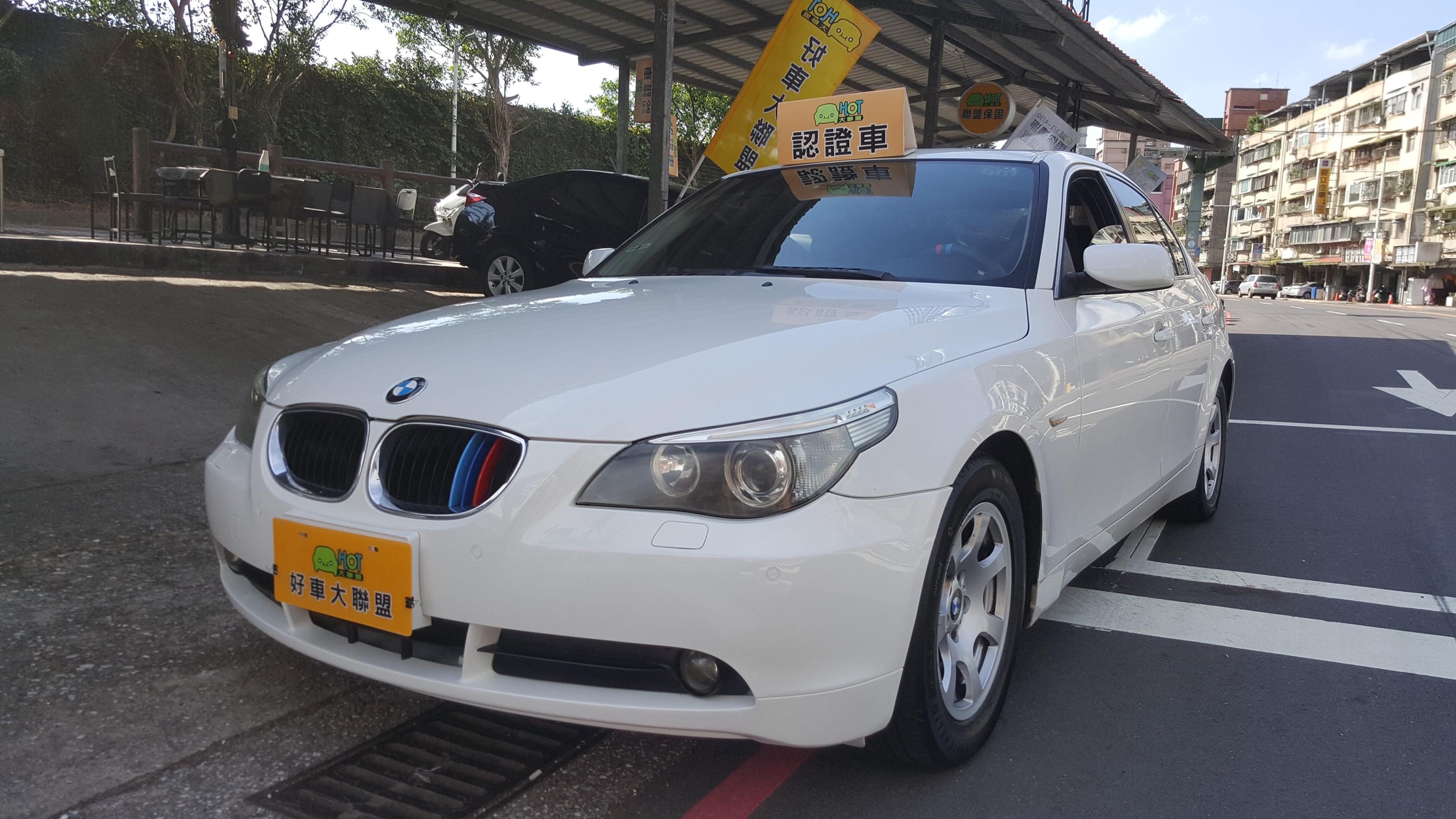 2004 BMW 寶馬 5-series sedan