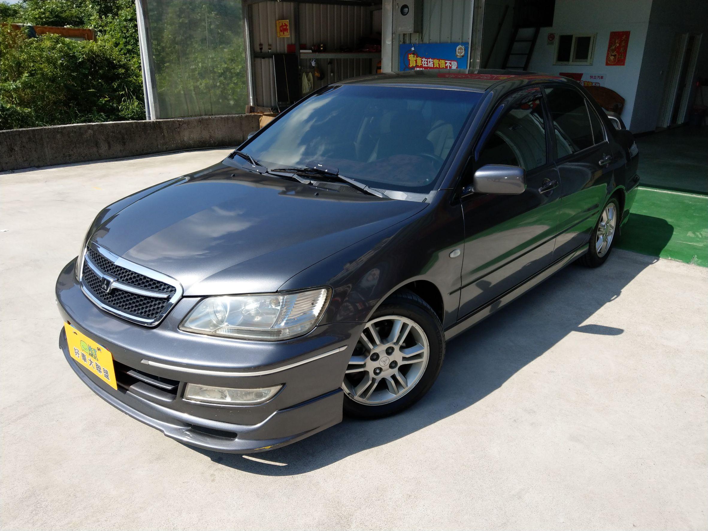 2002 Mitsubishi 三菱 Lancer