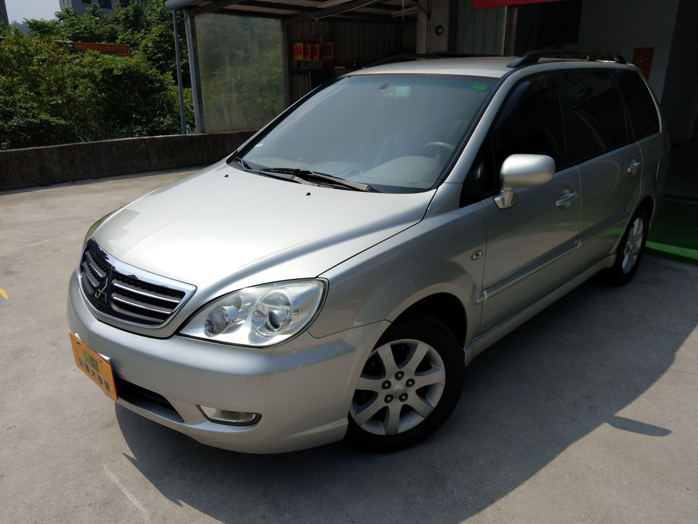 2004 Mitsubishi 三菱 Savrin