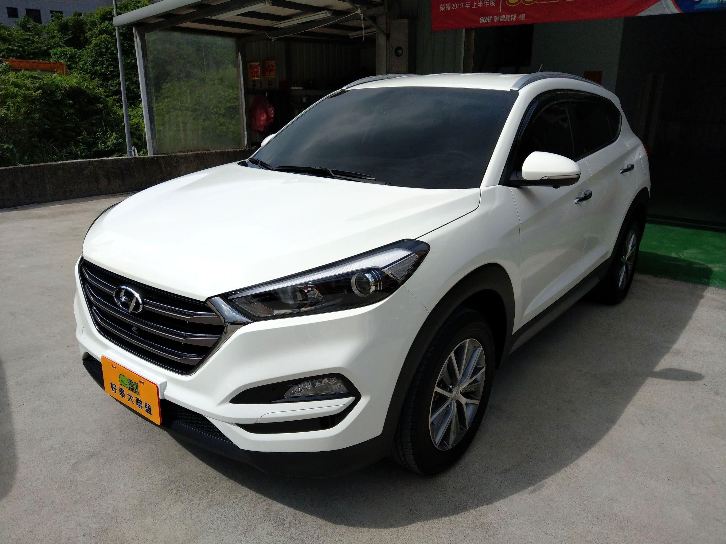 2018 Hyundai 現代 Tucson