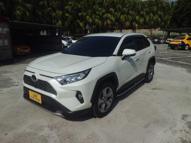 2020 Toyota 豐田 RAV4
