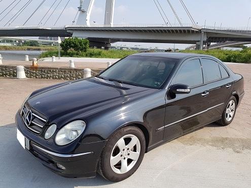 2003 M-Benz 賓士 E-class