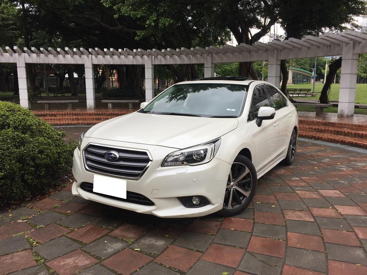Subaru 速霸陸 2015 Legacy