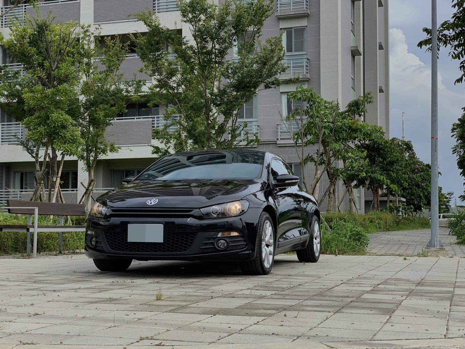 2012 Volkswagen 福斯 Scirocco