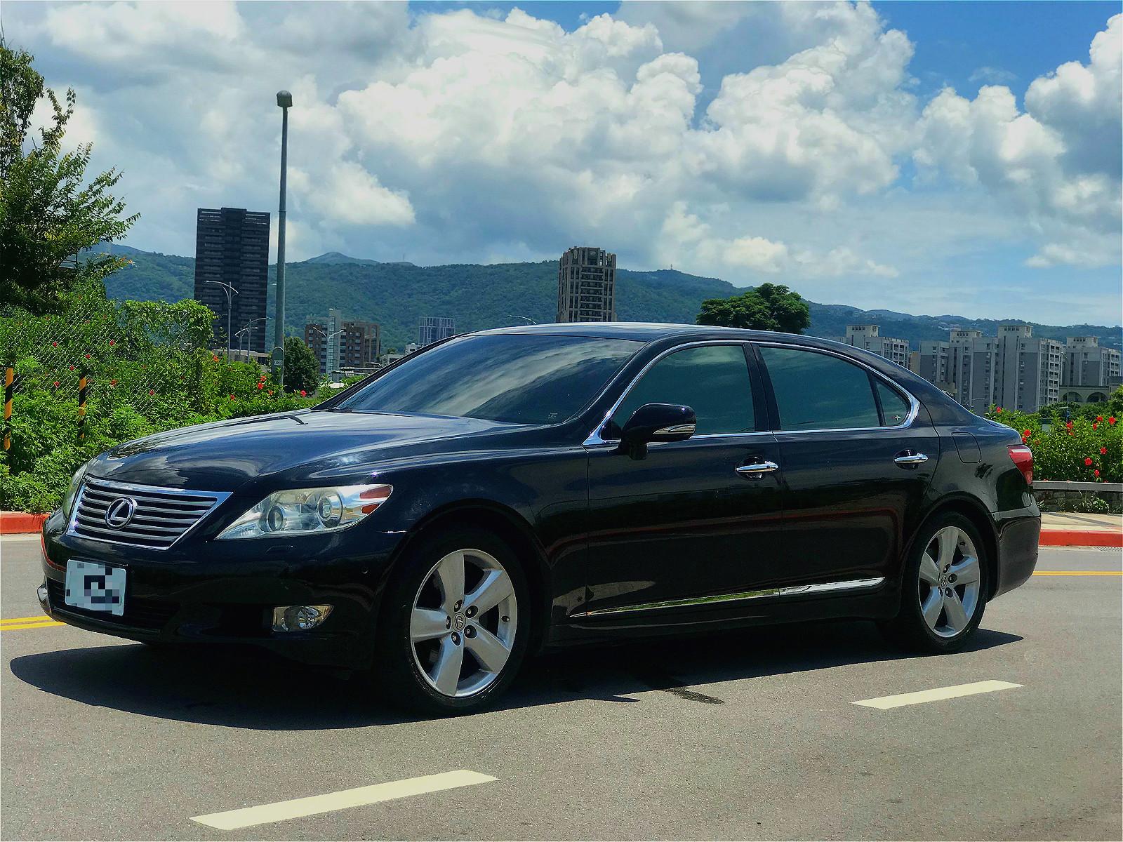 2010 Lexus 凌志 Ls