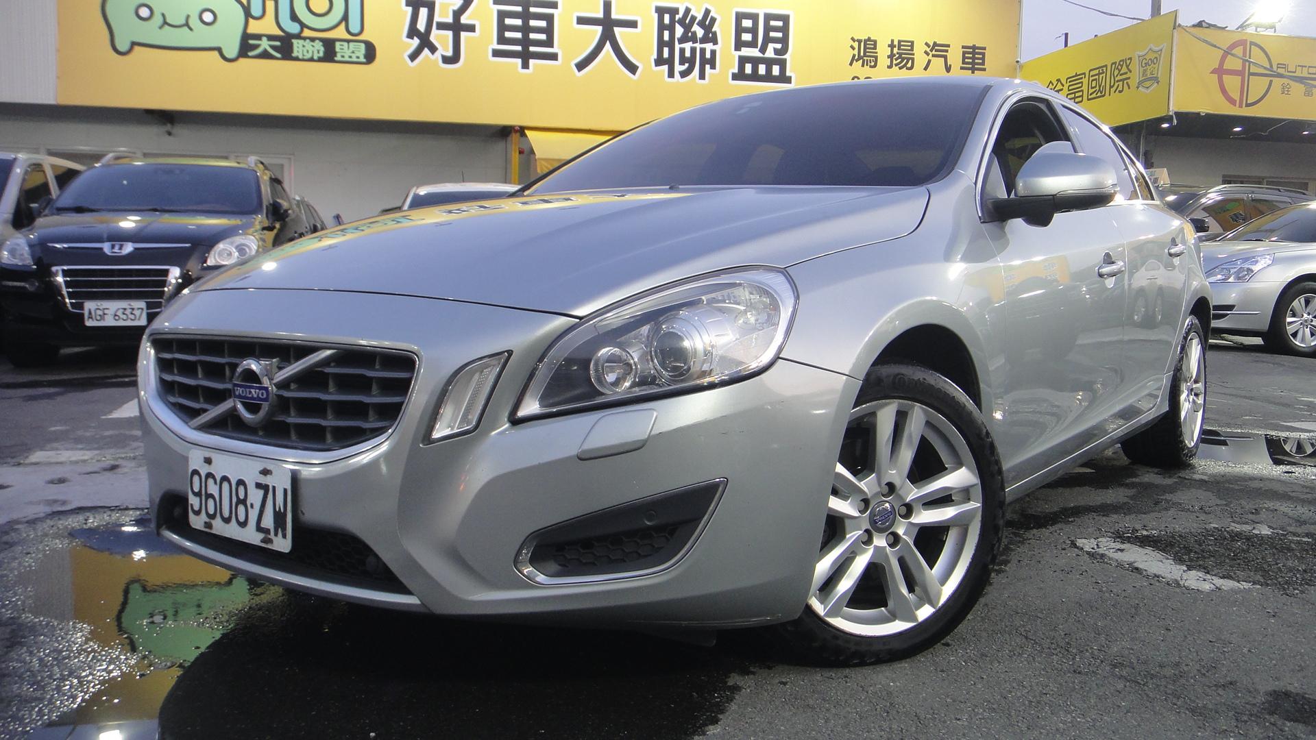 2011 Volvo 富豪 S60