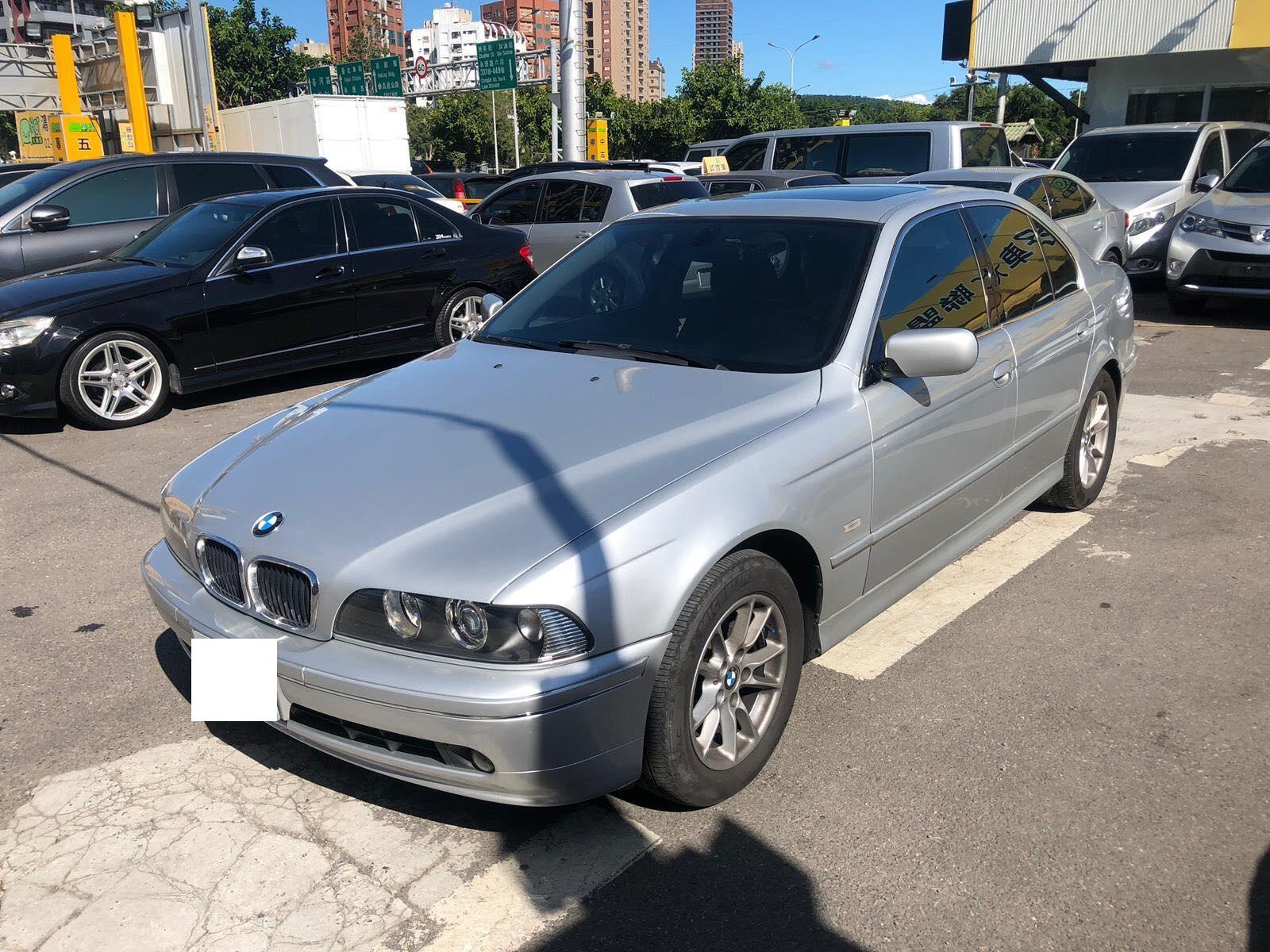 2003 BMW 寶馬 5-series sedan
