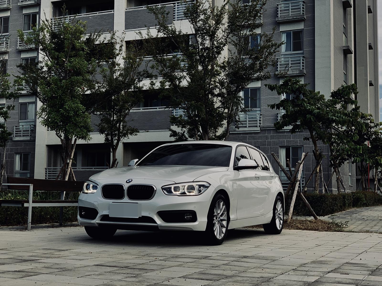 2017 BMW 寶馬 1 series