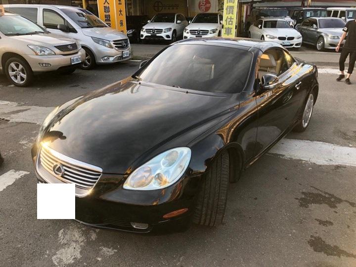 2002 Lexus 凌志 Sc