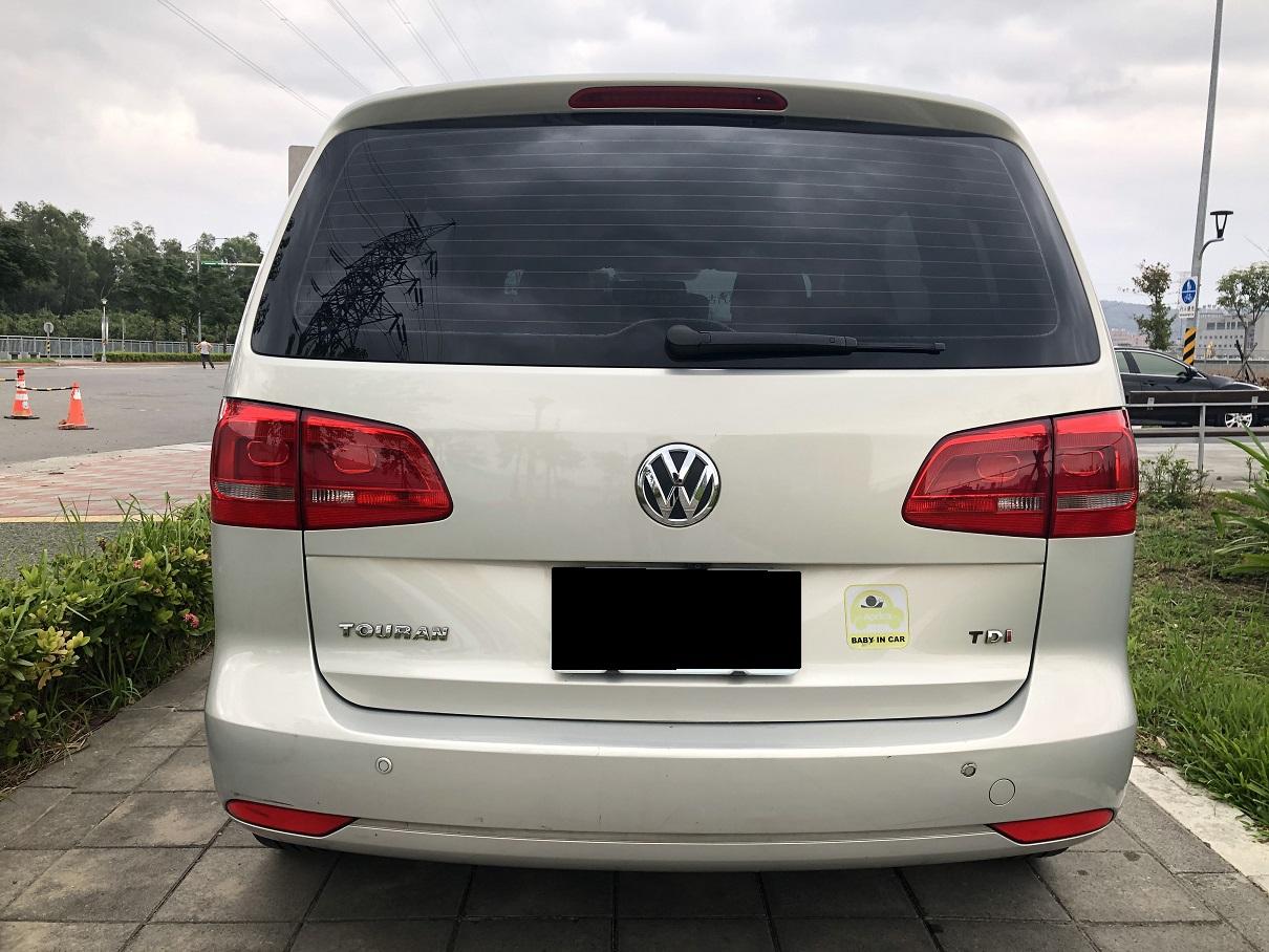 2012 Volkswagen 福斯 Touran