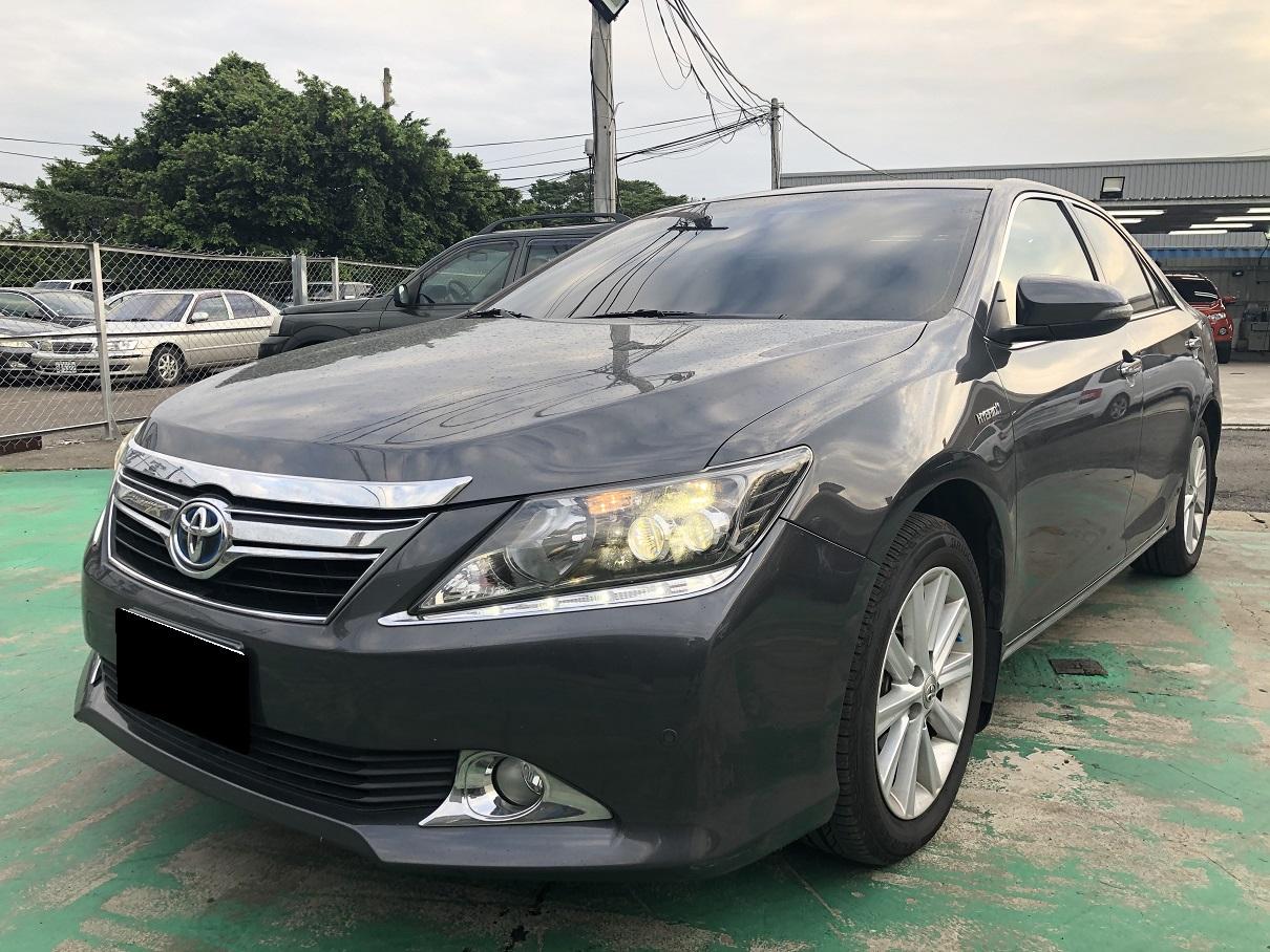2014 Toyota 豐田 Camry