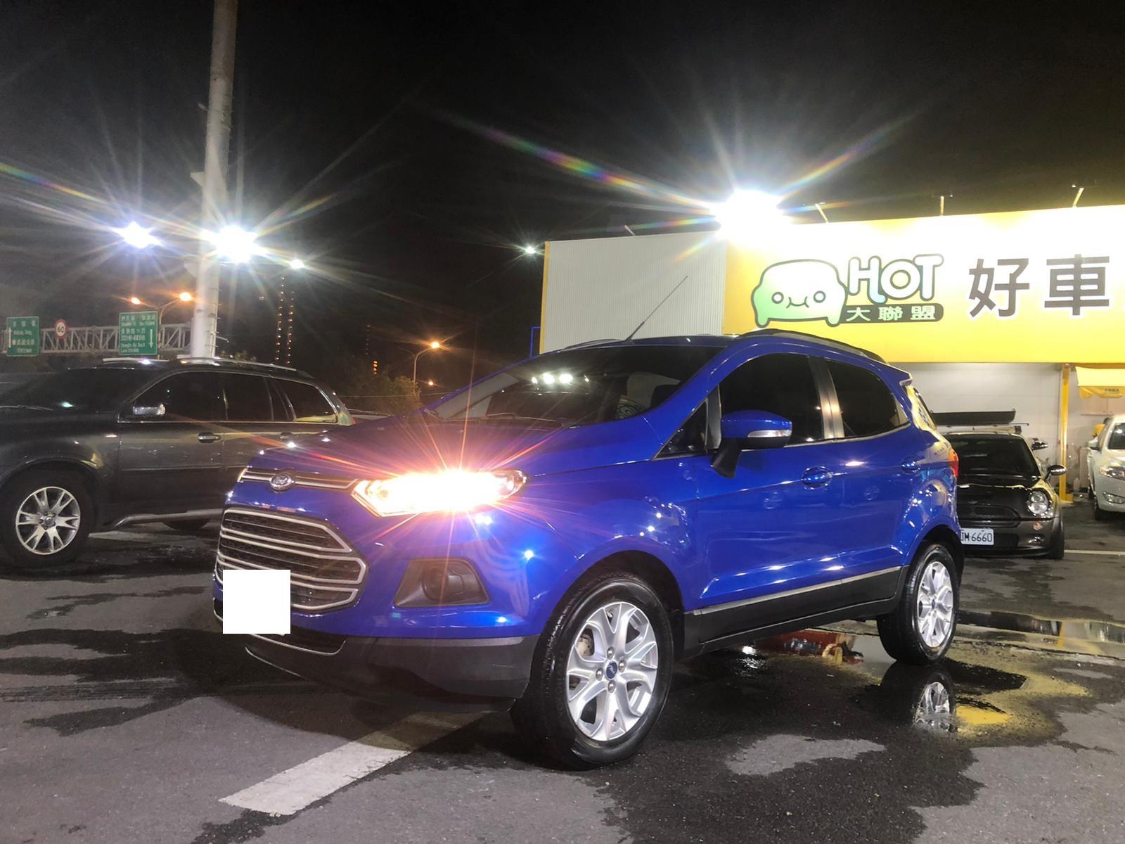 2014 Ford 福特 Ecosport