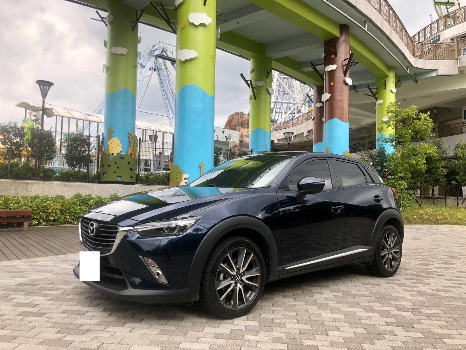 2016 Mazda 馬自達 Cx-3