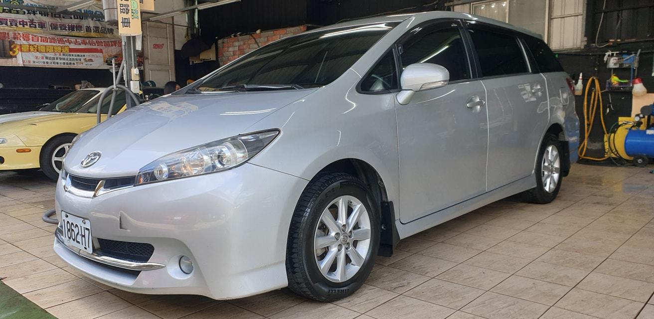 2012 Toyota 豐田 Wish