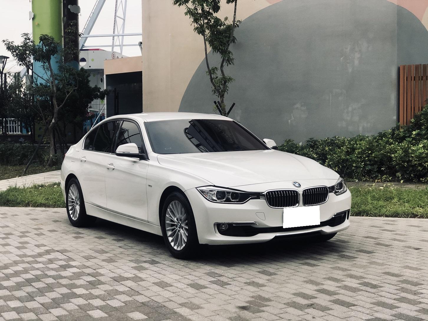 2015 BMW 寶馬 3-series sedan