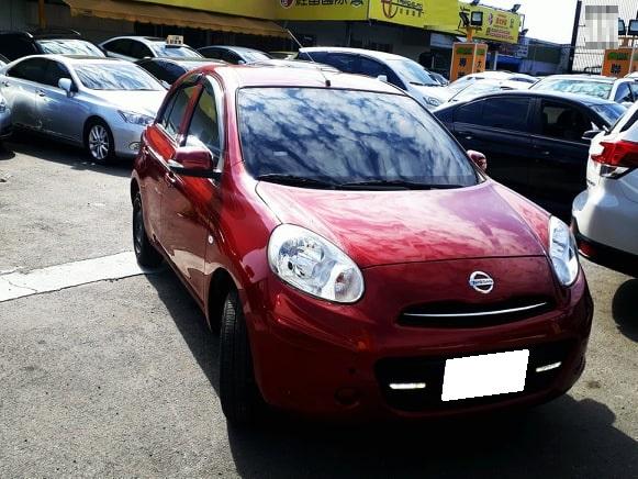 2014 Nissan 日產 March