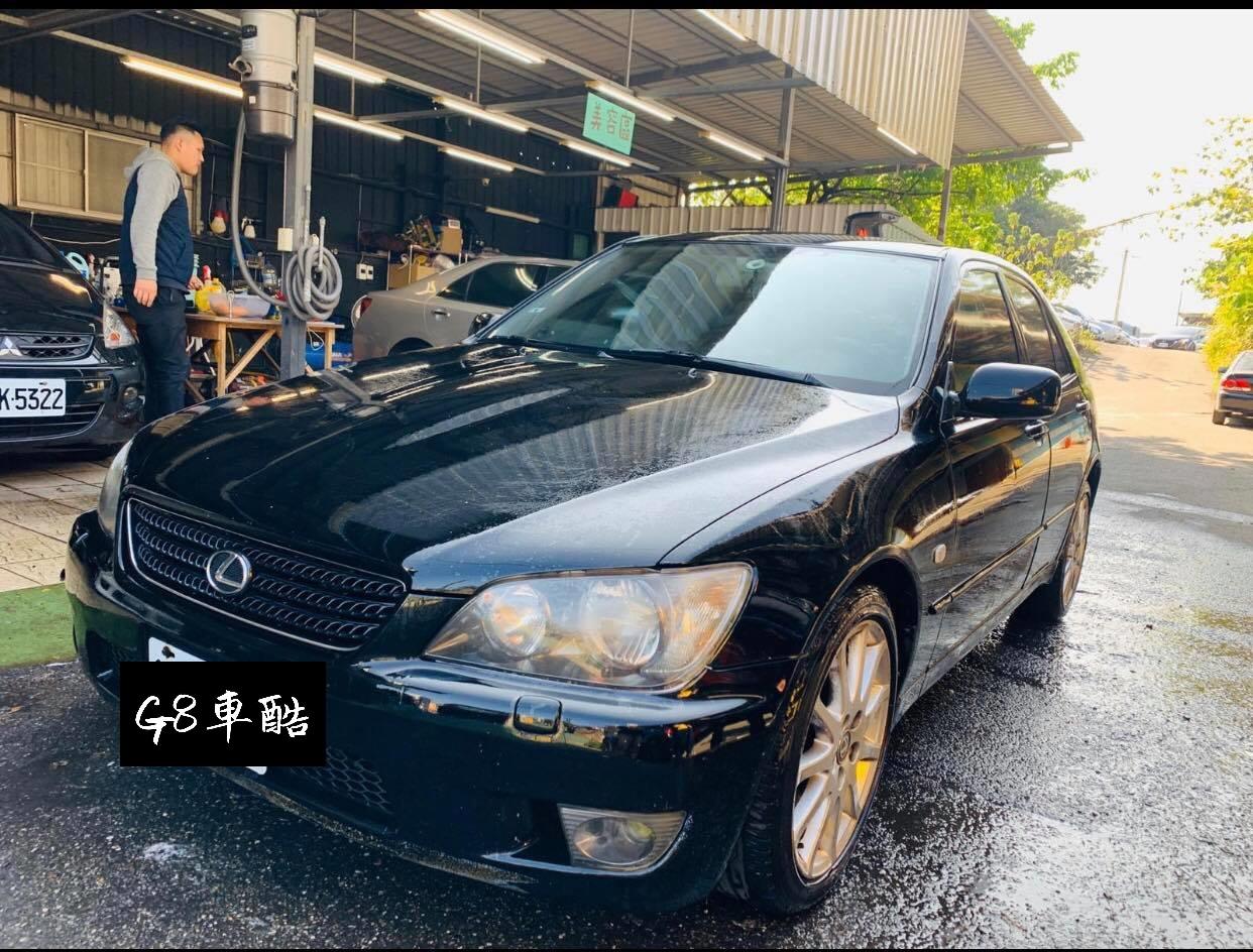 2004 Lexus 凌志 Is