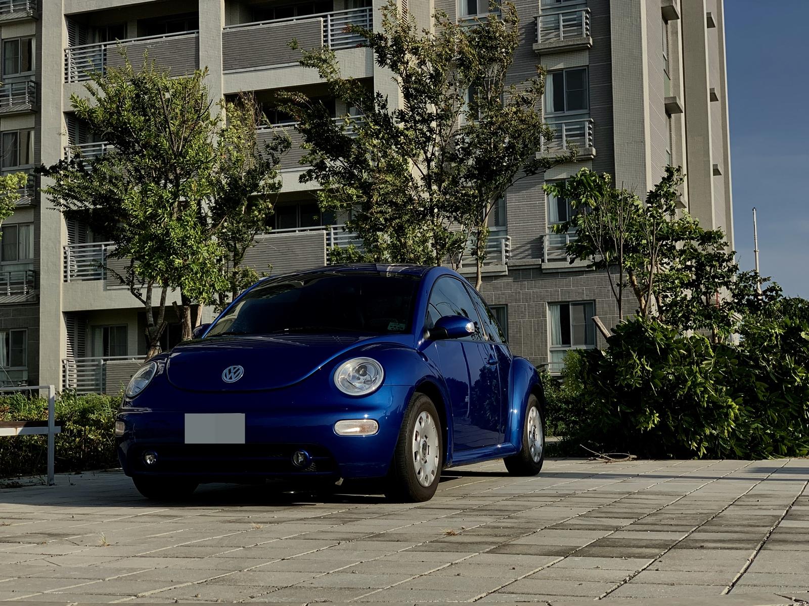 2004 Volkswagen 福斯 Beetle