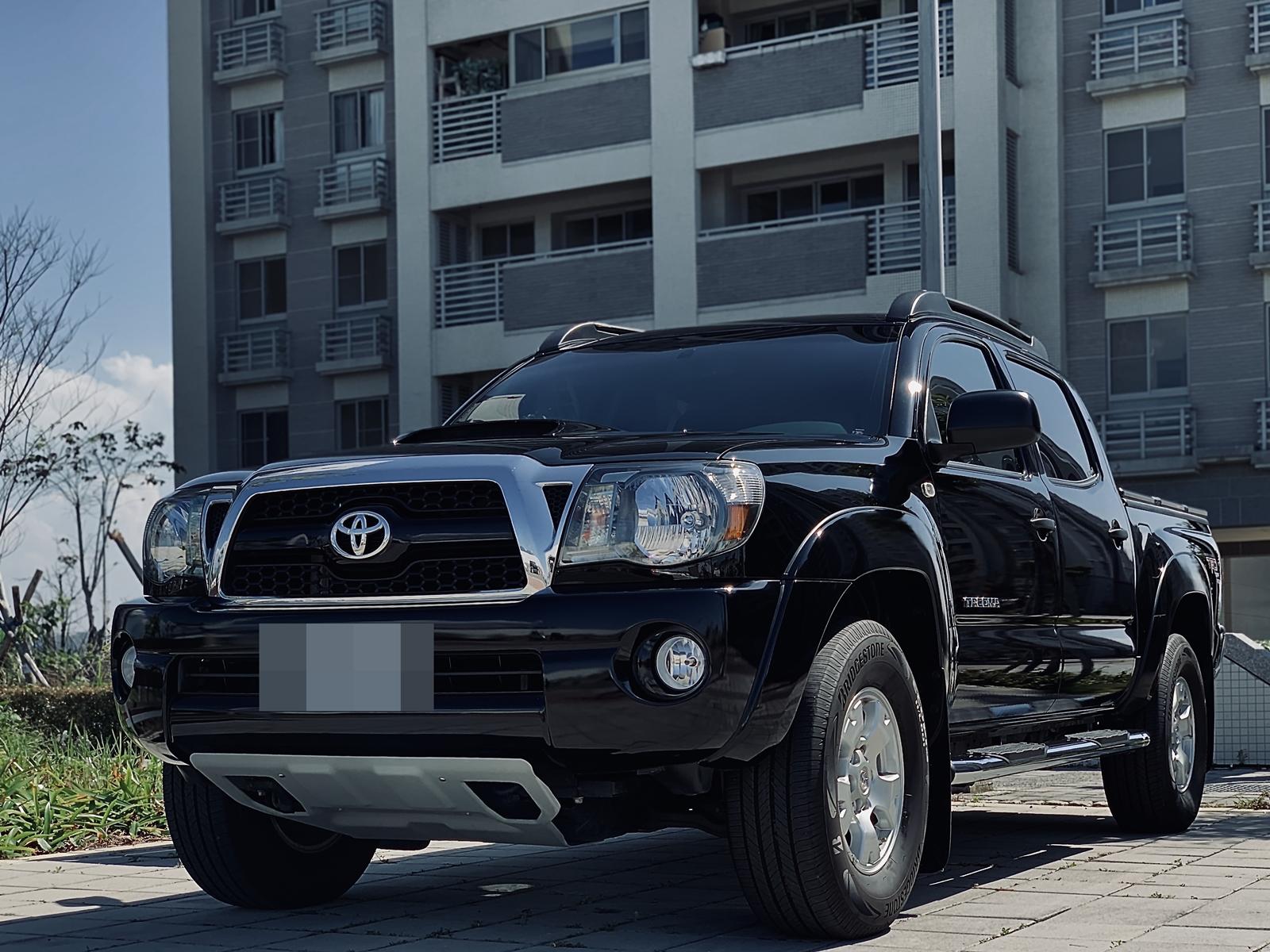 2011 Toyota 豐田 商用車