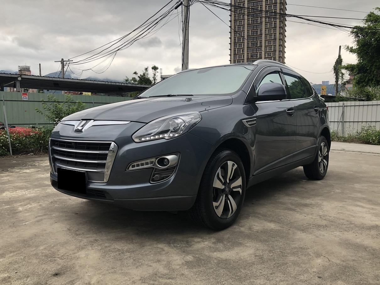 2017 Luxgen 納智捷 U7 Turbo