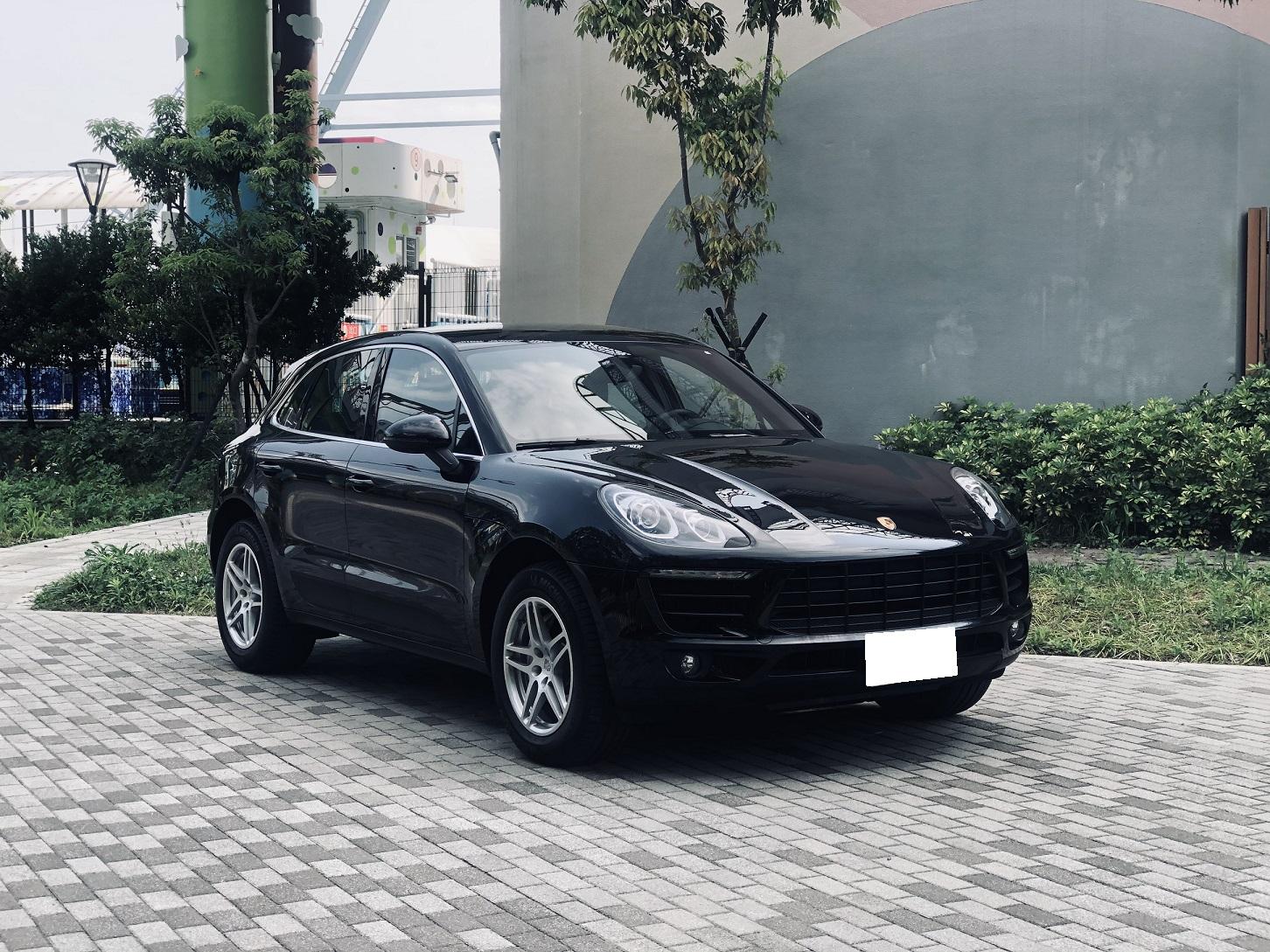 2018 Porsche 保時捷 Macan