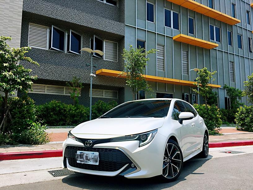 2018 Toyota 豐田 Auris