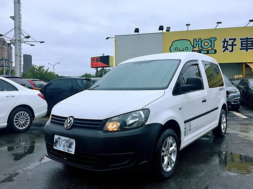 Volkswagen 福斯 2014 Caddy