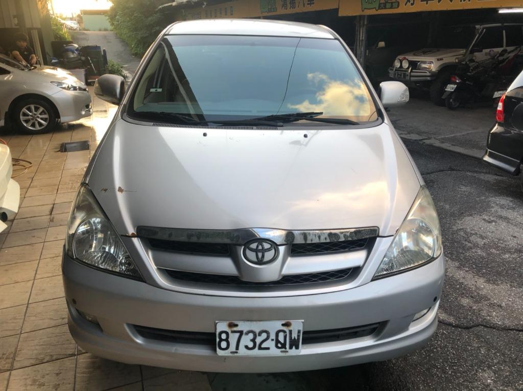 2007 Toyota 豐田 Innova